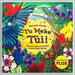 Tu Meke Tui – English cover