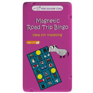 magnetic road trip bingo