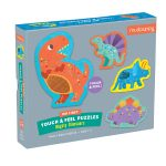 Mighty Dinosaurs Touch and Feel Puzzle