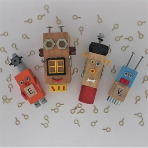 Make Your Own Robot Family c