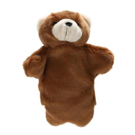 Light Brown Bear Hand Puppet