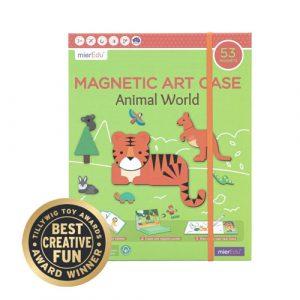 Magnetic Art Case Animals