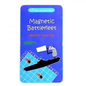 Magnetic battlefleet
