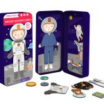 Magnetic Space Adventurer