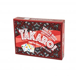 Tākaro - Te Reo Māori Language game