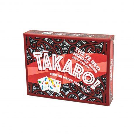 Tākaro – Te Reo Māori Language game