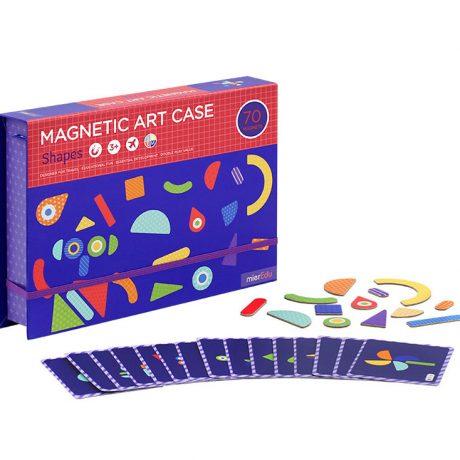 magnetic art case – shapes