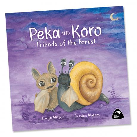 peka and koro book