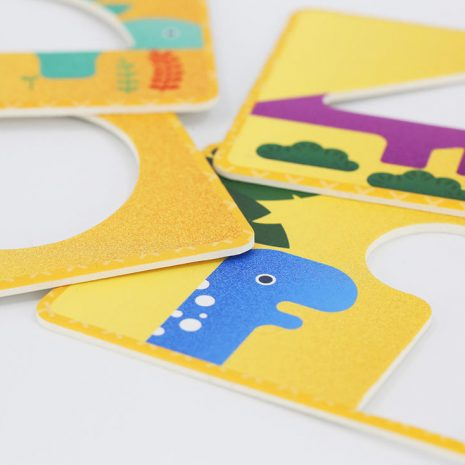 Doodle Dino Magnetic Drawing Board