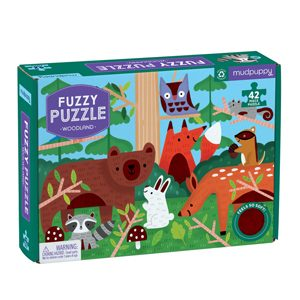 Woodlands Fuzzy Puzzle