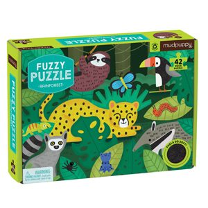 rainforest fuzzy puzzle