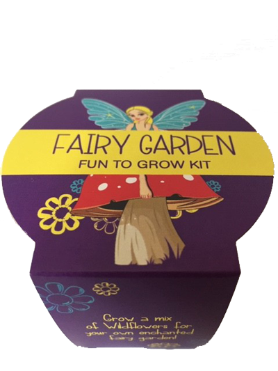 Fairy Garden Fun To Grow Kit