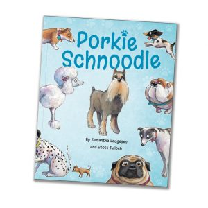 Porkie Schnoodle book
