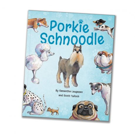Porkie Schnoodle book