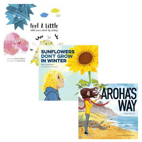 Children's Well-Being 3 Book Pack