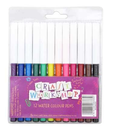 Craft Felt Pens 12 pack