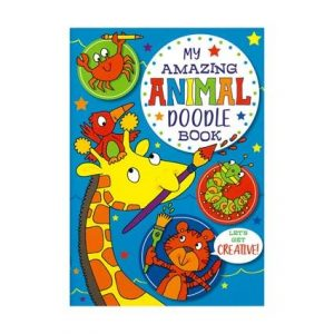 My Amazing Animal Doodle Book 48pg