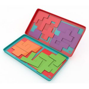 magnetic brain teaser puzzles contents