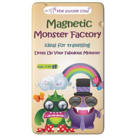 Magnetic Monster Factory Dress Up
