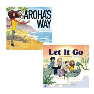 Aroha's Way Well-Being 2 Book Pack