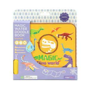 Magic Water Doodle Book Dino World