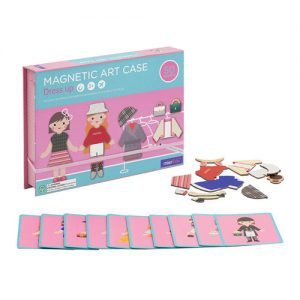 Magnetic Art Case Dress Up