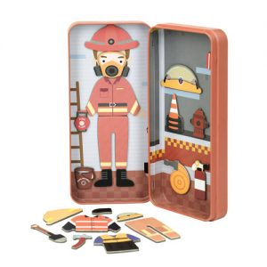 Magnetic Dream Big Firefighter