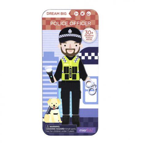 Magnetic Dream Big Police Officer