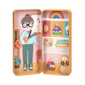 Magnetic Dream Big Preschool teacher