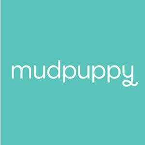 mud puppy logo