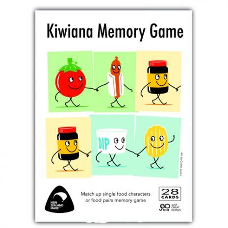 Kiwiana Memory Game