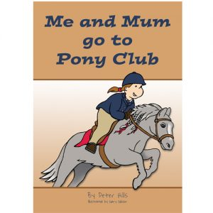 Me and Mum go to pony club