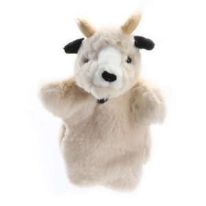Billy Goat hand puppet - large
