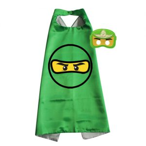 Green Ninja Dress Up set