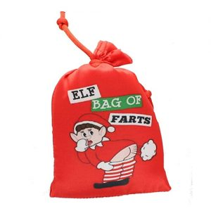Naughty Elf Bag of Farts
