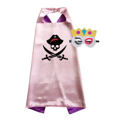Pink Pirate Dress Up set