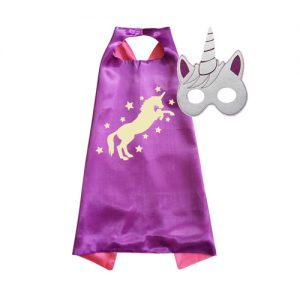 Purple Unicorn Dress Up Set