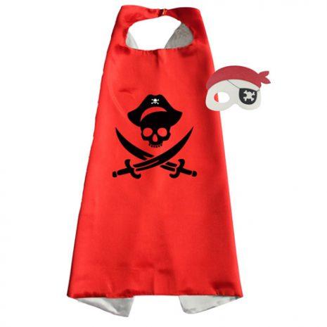 Red Pirate Dress Up set