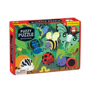 Beetles and Bugs Fuzzy Puzzle