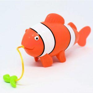 Clown Fish Bath Toy