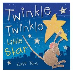 twinkle twinkle little star book