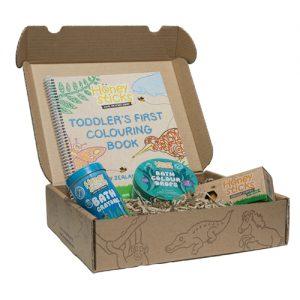 Honeysticks Gift Box presented