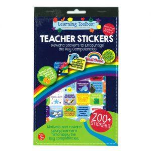 Key Competency Teachers Stickers