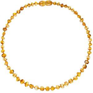 honey Amber Teething Necklace