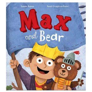 max and bear book