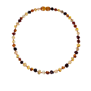 teething aids - Bambeado Amber Teething necklaces a
