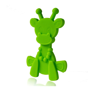 teething aids - Little Bam Bam Silicone Teether