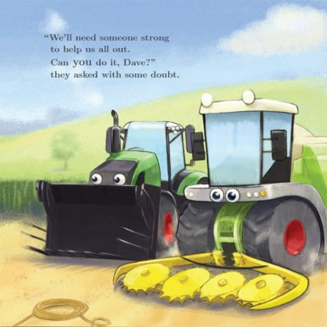 tractor dave book