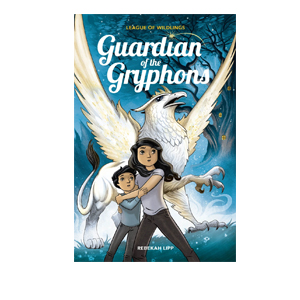 Books for kids - Guardians of the Gryphons