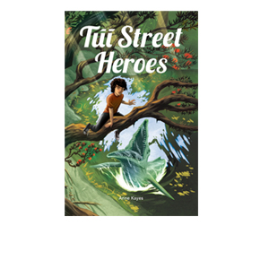 Books for kids - Tui Street Heroes a